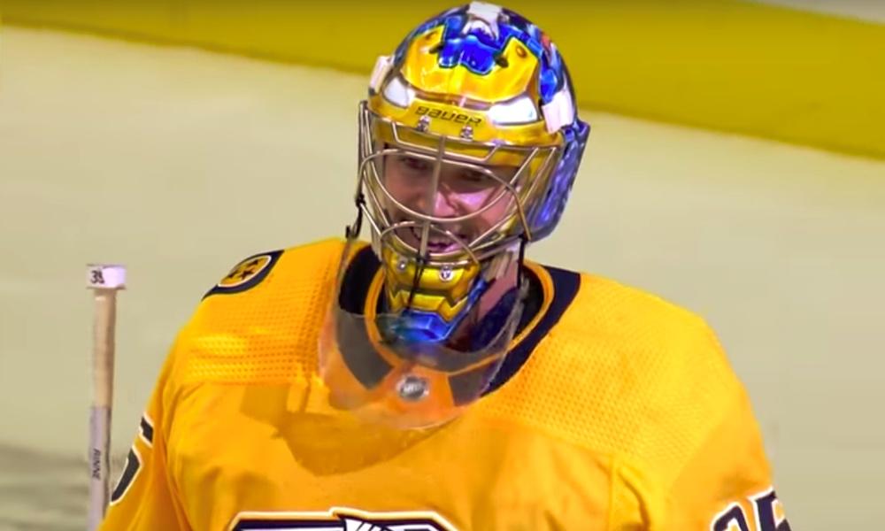 Pekka Rinne ei piiloudu ikänsä taakse ja odottaa itseltään NHL-uransa parasta kautta kauden 2019-2020 osalta.