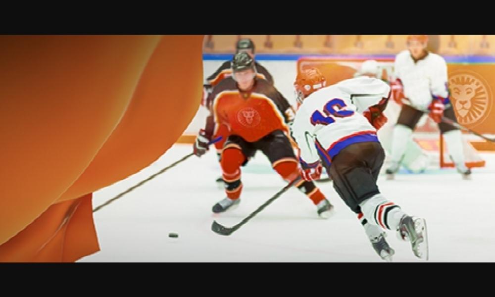 LeoVegas Hockey Club alkaa - betsaa itsesi NHL-matsiin.
