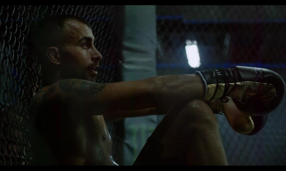 Makwan Amirkhani on tehnyt sopimuksen neljästä UFC-ottelusta.