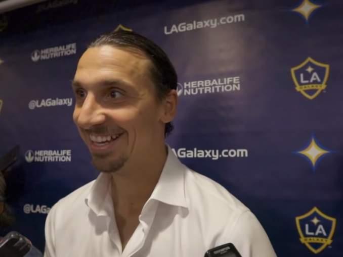 Zlatan Ibrahimovic on iskenyt 300 maalia vajaan kahdeksan vuoden aikana.