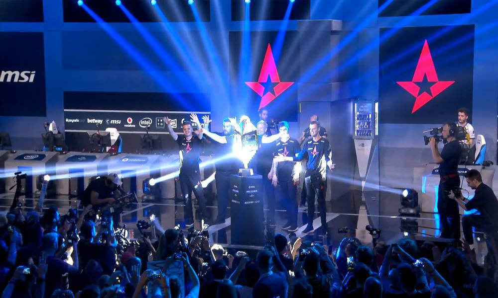 Astralis voitti Major-turnauksen - teki historiaa jälleen | Urheiluvedot.com