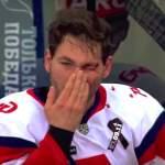 KHL-hyökkääjä sai kahden ottelun pelikiellon.