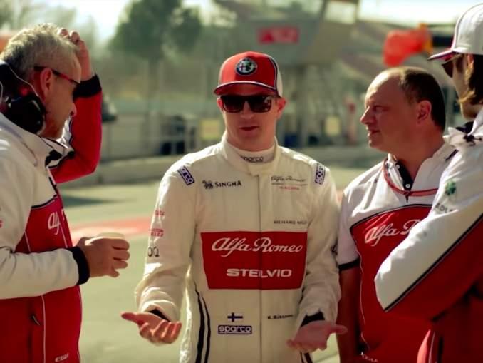 Räikkönen puhui häntä lyöneestä fanista.