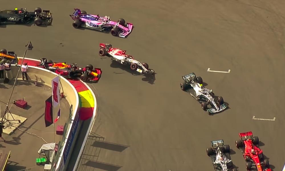 Kimi Räikkösellä paloi täysin käpy Verstappeniin.