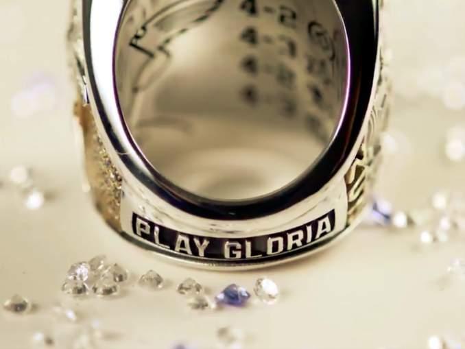 """St. Louisin tarinaan kuulunut biisi """"Gloria"""" on nyt oleellinen osa Bluesin seurahistorian ensimmäistä Stanley Cup -sormusta."""