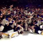 NHL: Saat huiman 50 korotetun kertoimen Bluesin voitolle.