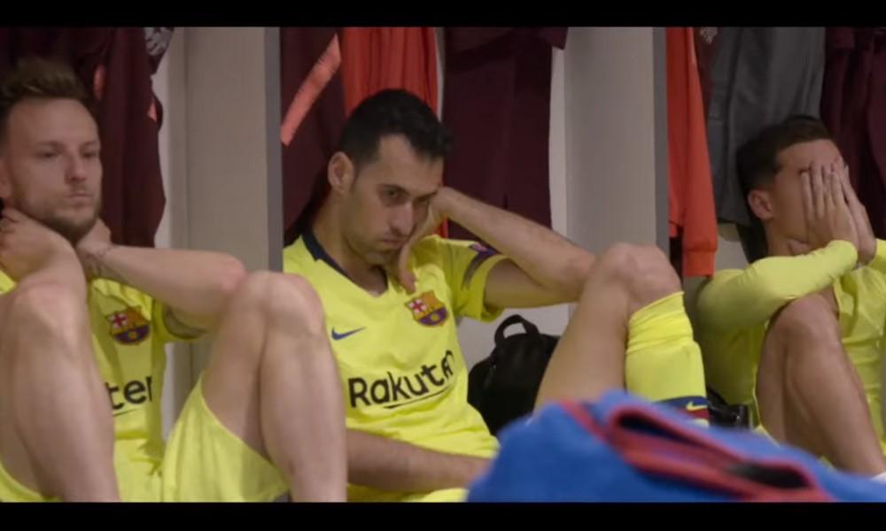 FC Barcelona julkaisee dokumenttisarjan.