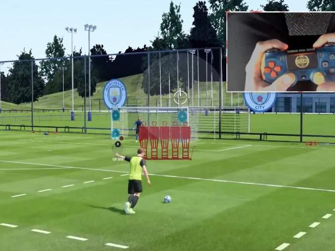 Ruotsalainen FIFA-ammattilainen myy opetusta peliin myy opetusta peliin