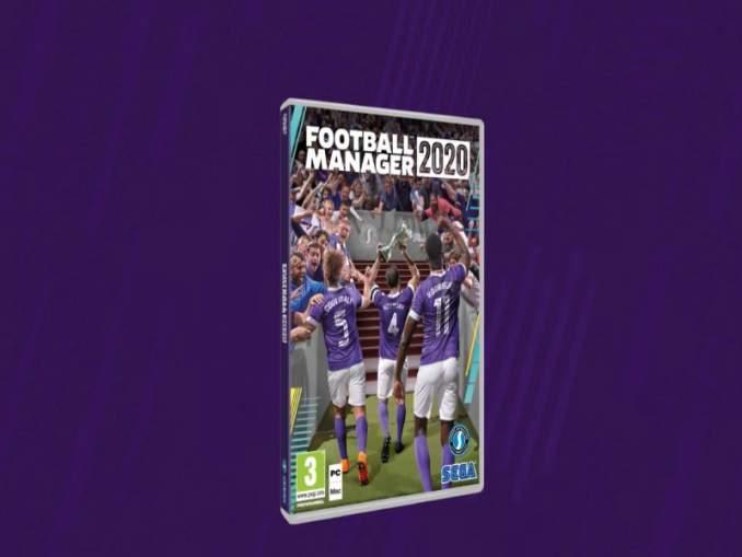 Football Manager 2020 tulee marraskuussa pelattavaksi.