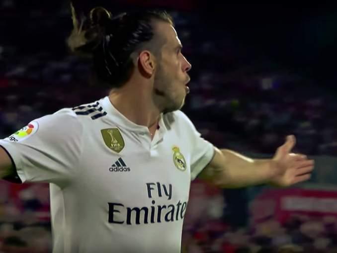 Gareth Bale antoi silmiä hivelevän syötön Real Madridin avausmaalin tekijälle Karim Benzemalle eilen La Ligan kierroksella.