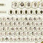 Kymmenen nykyistä potentiaalista jalkapalloilijaa ICON-kortille