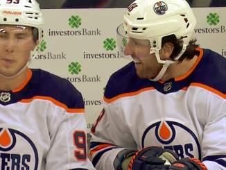 James Neal ohitti Wayne Gretzkyn: yksikään Edmonton Oilers ei ole kyennyt koskaan aloittamaan kauttaan samanlaisella maalitehtailulla kuin Neal.