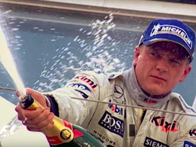 Jokainen Kimi-fani hereillä: Formula 1 näyttää YouTube-kanavallaan vuoden 2005 Japanin GP:n kokonaisuudessaan ja Kimi Räikkösen huikean nousun kilpailun voittoon 17. lähtöruudusta.