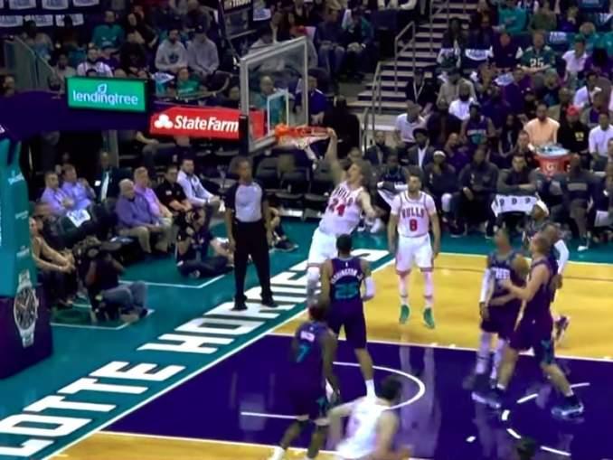 Chicago Bullsin Lauri Markkanen nousi Michael Jordanin rinnalle NBA-kauden 2019-2020 avausottelussaan.