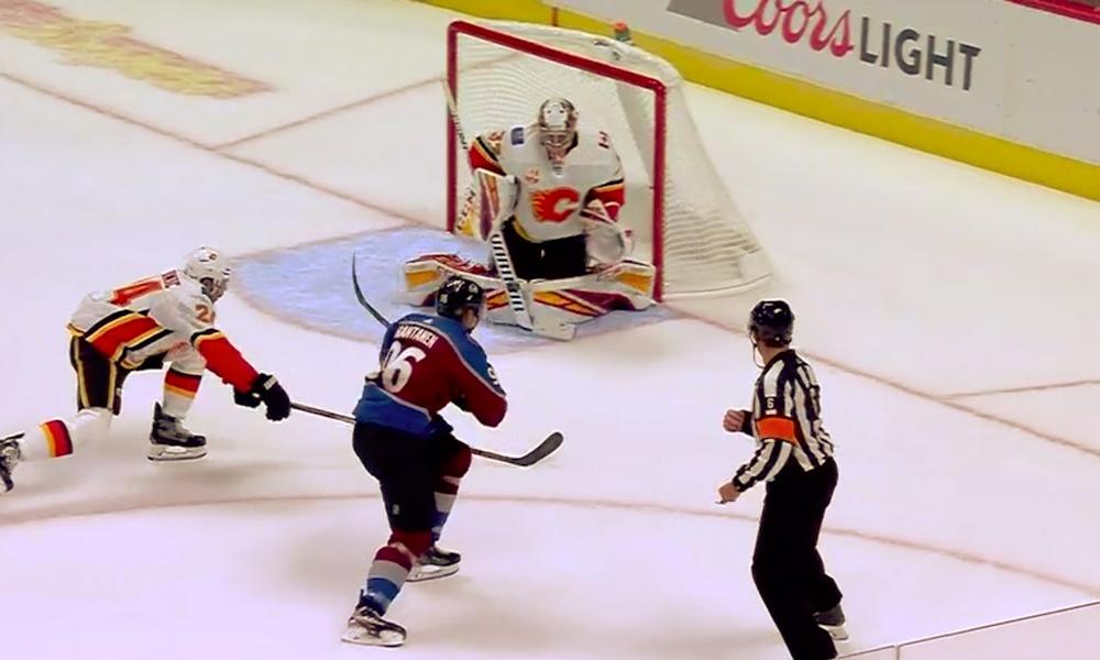 Mikko Rantanen tälläsi heti kaksi maalia NHL-kauden 2019-2020 avausottelussaan, vaikka oli pelaamatta lähes 5 kuukautta; myös Joonas Donskoi osui kahdesti.