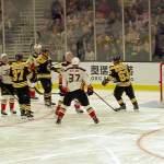 Boston Bruins menestyy kaudesta toiseen: selittäviä tekijöitä on monia, mutta yksi on kenties ylitse muiden - joukkueen ykköshyökkäyskolmikko.