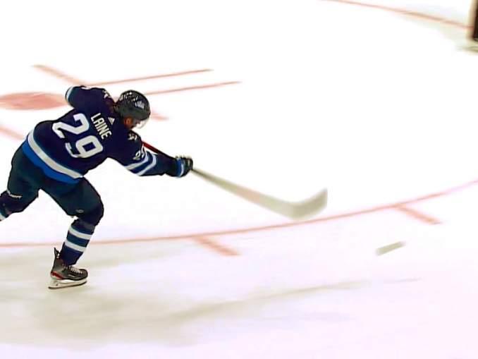 Winnipeg Jetsin Patrik Laine rankkareilla jo NHL:n toiseksi paras: iski ratkaisun Edmonton Oilersia vastaan.