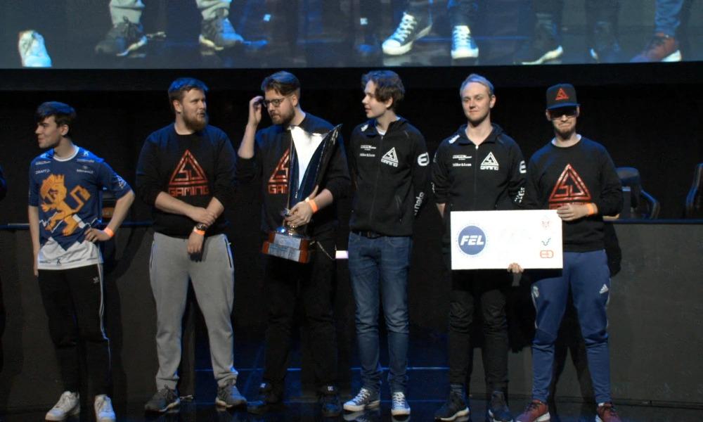 SJ Gaming voitti Elisa Viihteen liigan - pääsi isoon turnaukseen Ruotsiin.