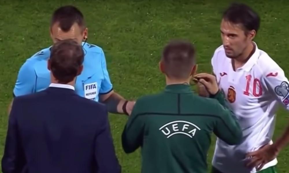 Laziolle rangaistus rasistisesta käytöksestä. Poliisi on pidättänyt myös Bulgarian faneja epäiltynä rasistisesta käytöksestä.