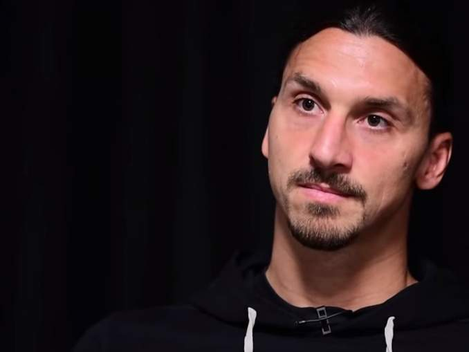 """Zlatan Ibrahimovicin ura päättymässä? """"Katsotaan, mitä tapahtuu""""."""