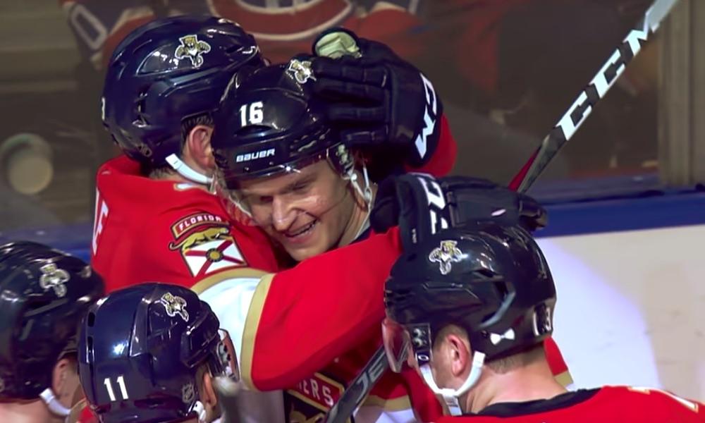 Millaisessa pistetahdissa NHL:n kärkinimet ovat? Entä suomalaiset? Edmonton Oilersin Leon Draisaitl on lähes 160 tehopisteen vauhdissa.