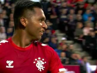 HJK:sta tuttua Rangers-hyökkääjä Alfredo Morelosia viedään isolla rahalla Valioliigaan, esimerkiksi Leicester Cityyn.