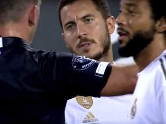 Entinen Arsenal-manageri Arsène Wenger näkee yhden syyn Eden Hazardin vaisulle alulle Real Madridissa: paino Hazardin ongelmana.