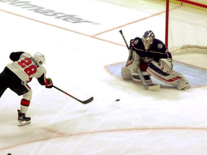 Joonas Korpisalo torjui NHL-uransa toisen nollapelin, kun Columbus Blue Jackets kaatoi Ottawa Senatorsin numeroin 1-0.