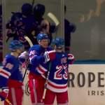 Kaapo Kakon itseluottamus on palannut vanhalle tutulle tasolle ja se näkyy: viime yönä hän teki New York Rangersin seurahistoriaa iskemällä kaksi maalia Pittsburgh Penguinsia vastaan.