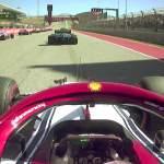 Alfa Romeon Kimi Räikkösen huimaa lähtöä Teksasin GP:ssä ei televisiokuvissa näytetty, mutta nyt se on nähtävillä.