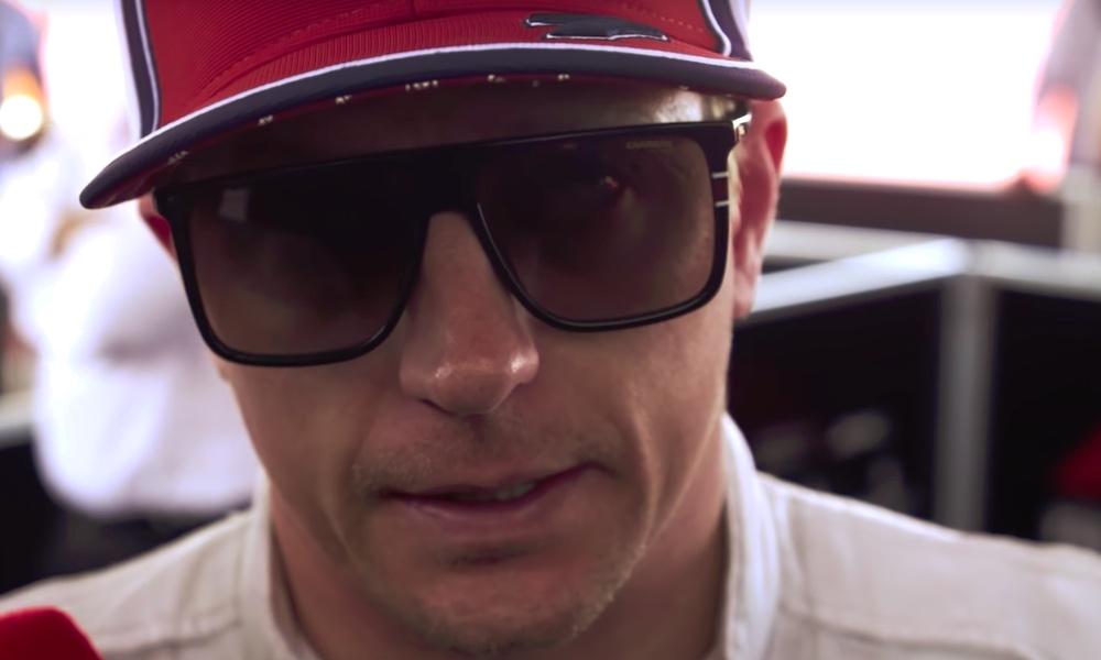 Muut kuskit hehkuttavat Hamiltonia - Kimi Räikkönen sanoi vain pakolliset sanat kuusinkertaisen maailmanmestarin suuntaan.
