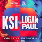 KSI vastaan Logan paul