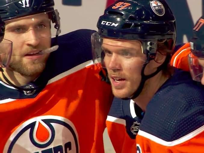 Edmonton Oilersin Connor McDavid teki 6 pistettä ja Leon Draisaitl 5 pistettä, kun joukkue kaatoi Colorado Avalanchen lukemin 6-2.