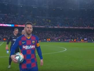 Jatkaako Lionel Messi Barcelonassa?