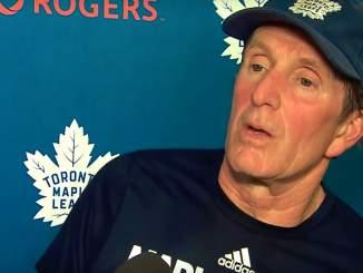 Mike Babcock sai potkut Toronto Maple Leafsista.