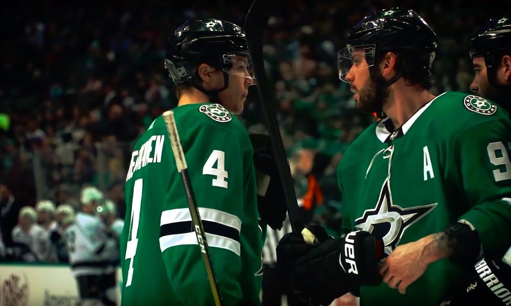 Joukkuekaverit ylistävät Heiskasta, kuten muun muassa NHL:n kirkkaimpiin tähtiin lukeutuva Tyler Seguin.