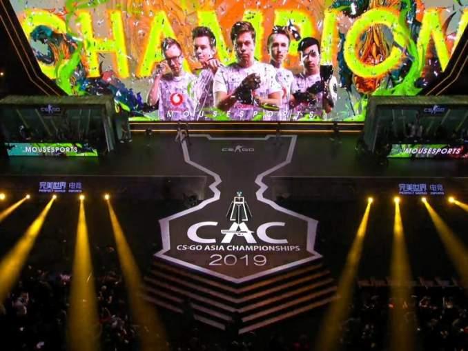 Kiinasta kuuluu: Mousesports juhli voittoa