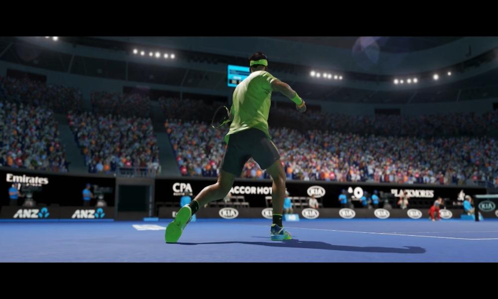 Tennisfaneille hyviä uutisia: Virtuaalitenniksen kovin peli saa jatkoa
