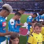 Napolin pelaajat eivät noudattaneet seurajohtoa ja nyt seura antoi pelaajilleen melkoisen suuret sakot määräyksen tottelemattomuudesta.