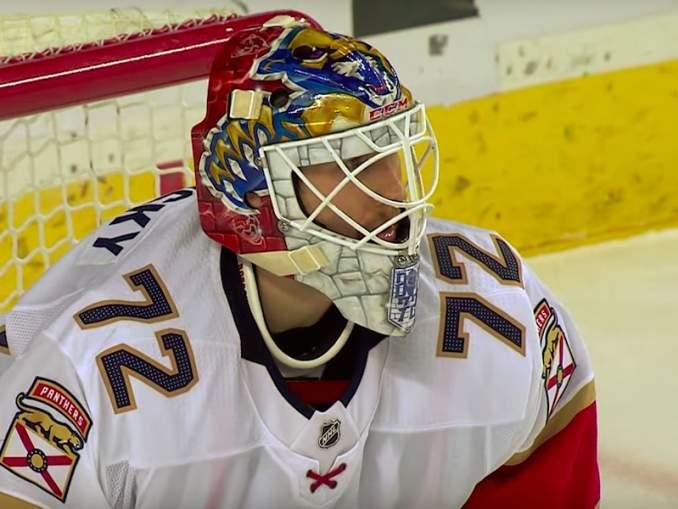 Lokakuun suurimmat NHL-pettymykset: Florida Panthersin Sergei Bobrovsky flopannut toistaiseksi, Juuse Saros suurin suomalaispettymys.
