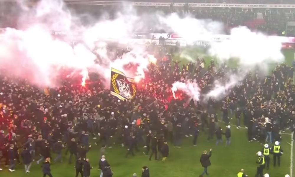 Sopupelit aiheuttavat harmaita hiuksia Ruotsin jalkapalloliitolle. Liitto vaatii tästä edespäin tarkempaa syyniä vedonlyöntiyhtiöihin.