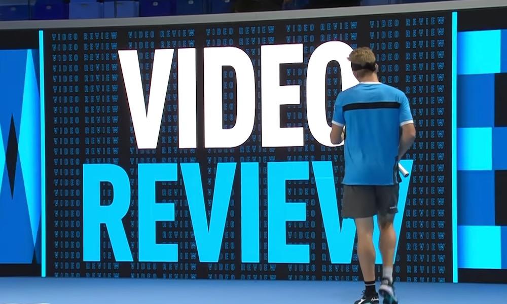 Italiassa nähtiin tenniksen ensimmäinen VAR-tuomio, kun Milanossa pelattiin Next Gen ATP Finals -turnauksen puolivälieräottelu.