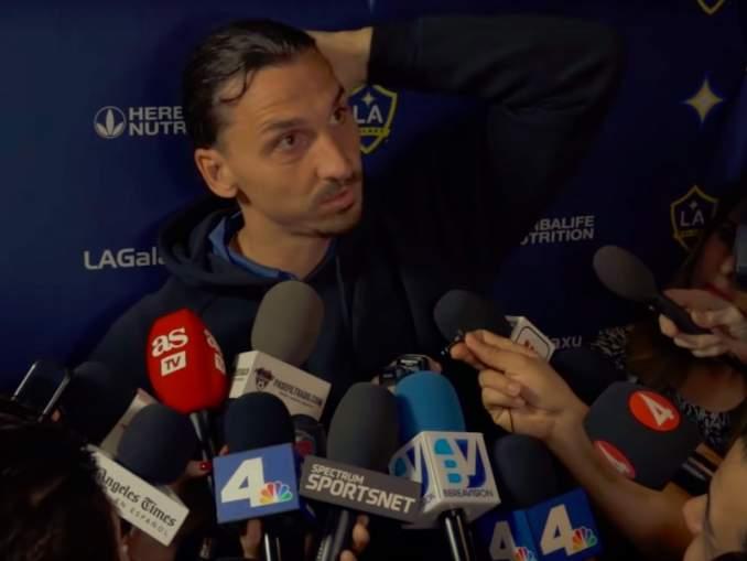 Zlatan vihjaili paluulla Ruotsiin, tarkalleen ottaen Hammarbyn riveihin, ja ruotsalaisseuran viestintäpäällikkö heitti vain bensaa liekkeihin kannanotollaan.