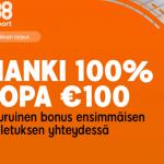 888sport vedonlyöntibonus