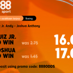 888sport korotetut kertoimet