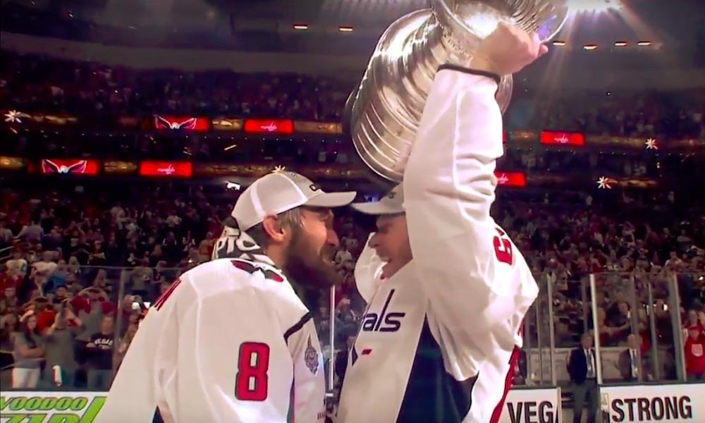 Ovechkin ja Bäckström tulevat päättämään NHL-uransa Washington Capitalsissa; siitä ei tunnu olevan pienintäkään epäselvyyttä.