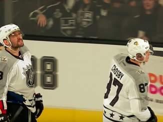 NHL:n kovimmat nimet 2010-luvulla: Sidney Crosby ja Alexander Ovechkin piikkipaikalla piste- ja maalitilastojen osalta.