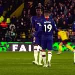 Valioliiga: Everton - Chelsea