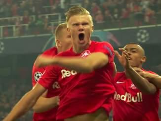 Aikamoinen yllätys: Erling Braut Håland Dortmundiin!
