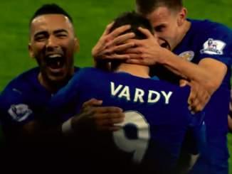 Valioliiga: Leicester - Norwich